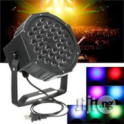 Super Bright Colorful Stage Light 36×3W Rgbw | Stage Lighting & Effects for sale in Lagos State, Ojo