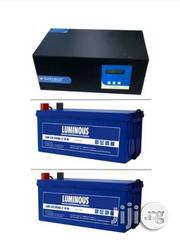 Sinergy 2.5kva Inverter With 2 200ah Batteries | Electrical Equipment for sale in Lagos State, Magodo