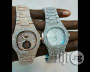All Ice Patek Philippe Wrist Watch | Watches for sale in Lagos State, Surulere