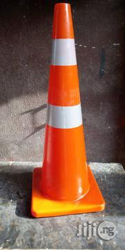 Safety Traffic Cone (Rubber In Various Sizes) | Safety Equipment for sale in Lagos State, Lagos Island