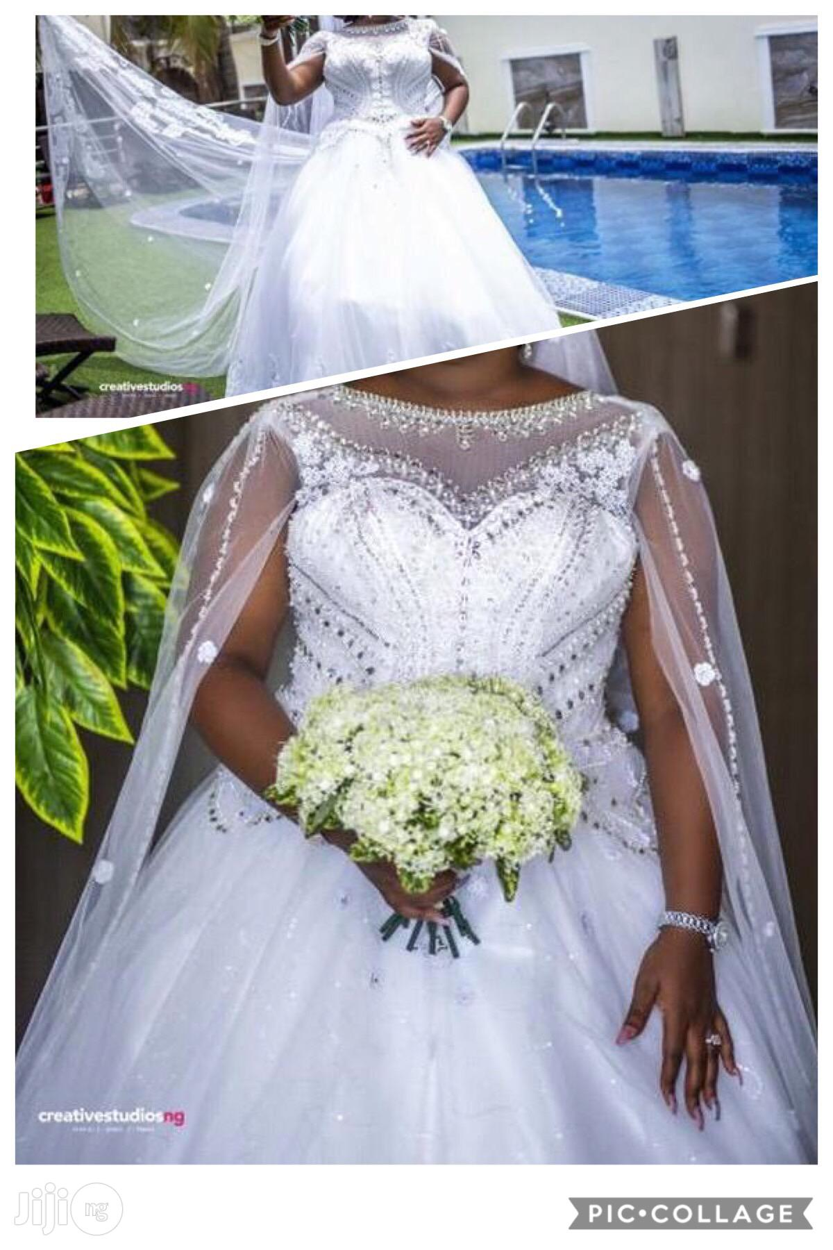 Wedding Dress For Rent Tiaras And Bouquets Available Also
