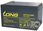 LONG 12ah/12V SMF Battery | Solar Energy for sale in Lagos State, Victoria Island