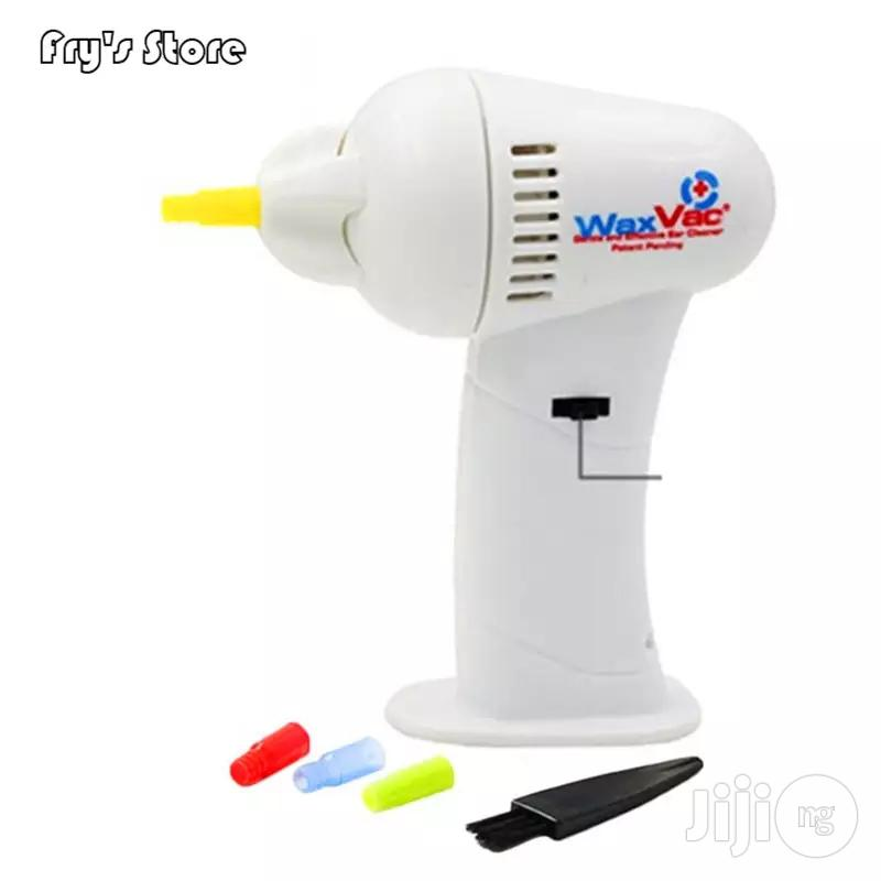Waxvac Vacuum Ear Cleaning System Clean Ear Wax Vac Ears Care   Tools & Accessories for sale in Apapa, Lagos State, Nigeria