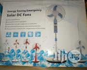 Energy Saving Emergency Solar DC Fans | Solar Energy for sale in Lagos State, Isolo