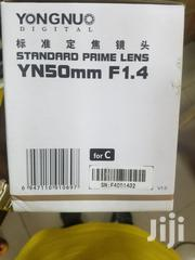 Yongnuo Lens 50mm 1.4 | Accessories & Supplies for Electronics for sale in Lagos State, Lagos Island