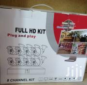 8 Channels Full HD CCTV Kit   Security & Surveillance for sale in Lagos State, Ajah
