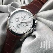 Classic Tissot Wristwatches With Genuine Leather Strap | Watches for sale in Lagos State, Lagos Island