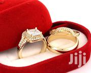 Plated Gold Wedding Ring Set | Wedding Wear for sale in Lagos State