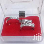 Dazzy Silver Enegement Ring | Jewelry for sale in Lagos State