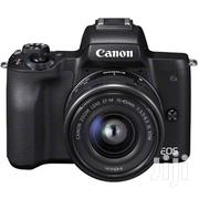 Canon EOS M50 With 15-45mm Lens | Photo & Video Cameras for sale in Lagos State, Ikeja