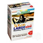 Grandex Extra Large Size For Healthy Male Libido | Sexual Wellness for sale in Lagos State, Lagos Island