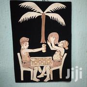 Handmade Art Work of an African Couple's Day Out | Arts & Crafts for sale in Lagos State, Ikeja