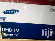 Samsung LED Curved 43inch   TV & DVD Equipment for sale in Lagos State, Lekki Phase 2