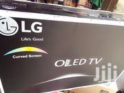 LG LED Curved 32inch TV   TV & DVD Equipment for sale in Lagos State, Lekki Phase 2