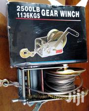 Gear Winch 2500lb. 1136 Kg | Hand Tools for sale in Lagos State, Ikeja