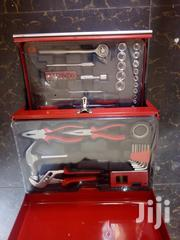 2 Drawer Portable Metal Toolbox Set | Hand Tools for sale in Lagos State, Lagos Island