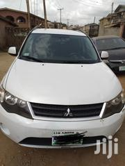Mitsubishi Outlander 3.0 2007 White | Cars for sale in Lagos State, Ojodu