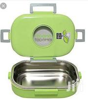 Tedemei Stainless Steel Lunch Box Green | Babies & Kids Accessories for sale in Lagos State, Ikeja