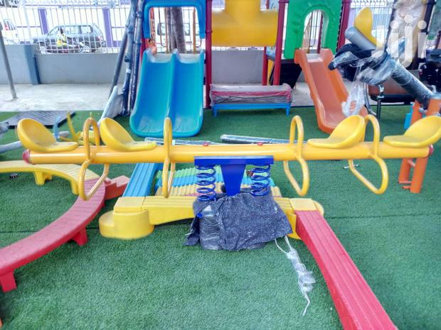 Rexque Limited Play Equipments