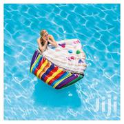 Intex 58770 Cupcake Mat Floating Mattress For The Pool Or Beach | Sports Equipment for sale in Lagos State, Ifako-Ijaiye