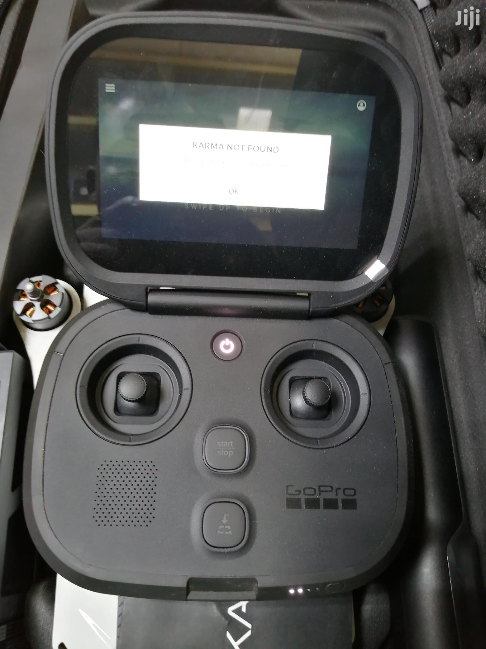 Gopro Karma Quadcopter With Hero 5 | Photo & Video Cameras for sale in Ikeja, Lagos State, Nigeria