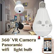 360 IP Camera CCTV 360 Camera 960P/1080P HD Wifi Panoramic | Security & Surveillance for sale in Abuja (FCT) State, Wuse 2