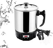 Stainless Steel Electric Heating Cup /GIFT | Kitchen Appliances for sale in Lagos State, Ikeja