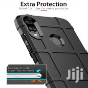Xiaomi Redmi Note 7 Full Coverage Shockproof Case (Black)   Accessories for Mobile Phones & Tablets for sale in Lagos State, Ikeja