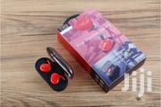 Tws W4 True Wireless Stereo Earphone | Headphones for sale in Lagos State, Ikeja
