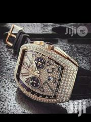 Franck Muller Full Stone Leather   Watches for sale in Lagos State, Lagos Island
