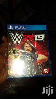 Ps4 Cd Game W2K2019 An Interested Westle Cd With Action Funny | Video Games for sale in Lagos State, Ikeja