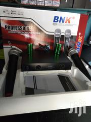 BNK Wireless Microphone BK801 | Audio & Music Equipment for sale in Lagos State, Mushin