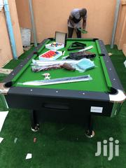 Brand New Snooker Board With Complete Accessories | Sports Equipment for sale in Akwa Ibom State, Eket