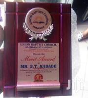 Quality Award With Printing | Arts & Crafts for sale in Lagos State, Ikotun/Igando