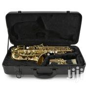 Premier Deluxe Professional Alto Saxophone – Gold | Musical Instruments & Gear for sale in Lagos State