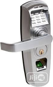 Finger Print Keypad Lock   Computer Accessories  for sale in Lagos State, Ajah