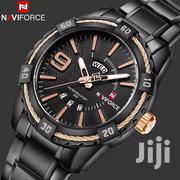 Naviforce Luxurious Quartz Watch | Watches for sale in Lagos State, Agboyi/Ketu