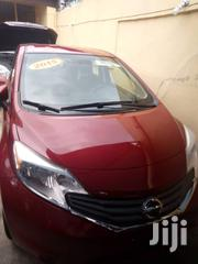 Nissan Versa 2015 Red   Cars for sale in Lagos State, Surulere