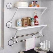 Generic Kitchen/ Toilet Wall Rack | Building Materials for sale in Lagos State