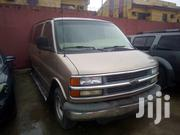 Chevrolet Express 2003 Brown | Buses & Microbuses for sale in Lagos State, Amuwo-Odofin