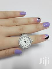 Elastic Crystal Finger Ring Watch | Watches for sale in Lagos State, Surulere