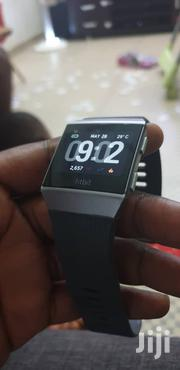 Fitbit Ionic Smart Watch - Black | Smart Watches & Trackers for sale in Lagos State, Ikeja