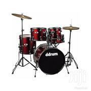 Tovaste 5 Pieces Drum Set With Chemical Drumheads | Musical Instruments & Gear for sale in Lagos State, Ibeju