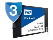 WD Blue 3D Nand Sata Ssd 1tb + Warranty | Computer Hardware for sale in Lagos State, Ikeja