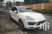 Porsche Cayenne 2012 Turbo White | Cars for sale in Lagos State, Ikeja