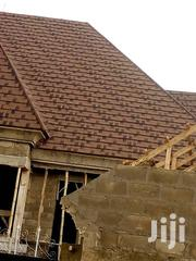 Shingle Brown With Black Patches Stone Coated Roofing Sheet In Nigeria | Building Materials for sale in Ondo State, Ondo