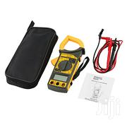 Digital Clamp Meter AC/DC Resistance Continuity Test | Measuring & Layout Tools for sale in Lagos State, Lagos Island