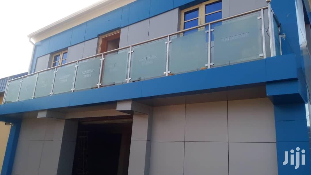 Stainless Handrails Gold & Silver | Building Materials for sale in Central Business Dis, Abuja (FCT) State, Nigeria