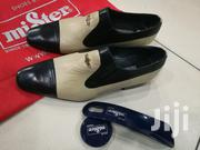 Original Brand Mister Shoes Black Cream Design From Spain | Shoes for sale in Lagos State, Lagos Island