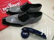 Original Brand Mister Shoes Black Gray Design From Spain | Shoes for sale in Lagos State, Lagos Island